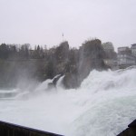Falls on the Rhine