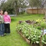 Sarah Kleeger, Alison Kinney and Sutherlin Kale
