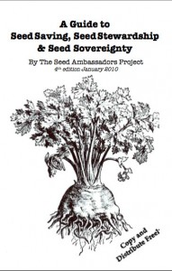 Seed Saving Guide 4th edition